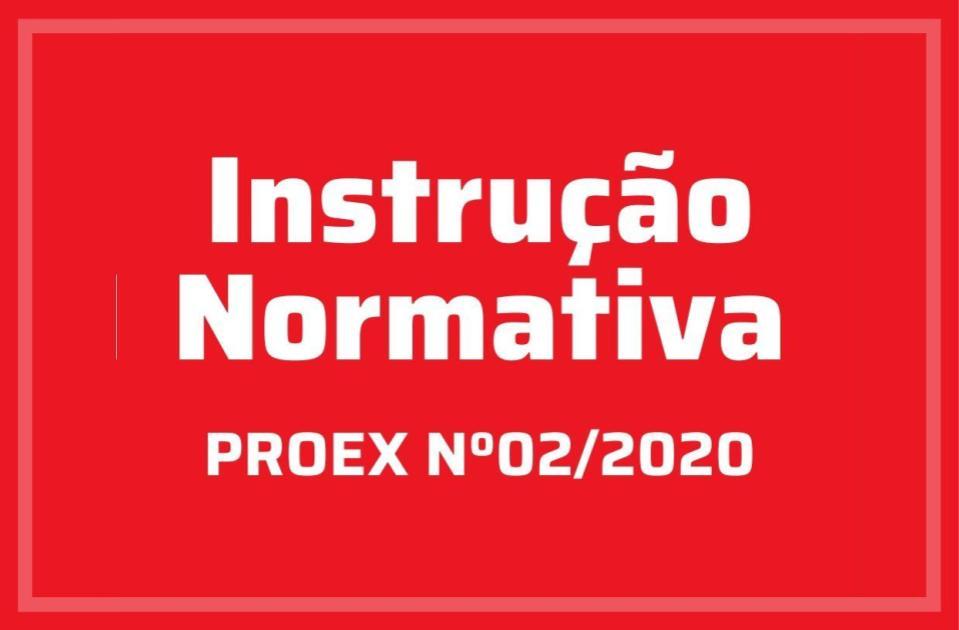 Instrução Normativa Nº02/2020