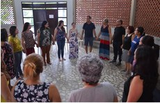 Projeto Cuidar-se oferece a prática do método na UFPB